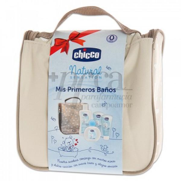 CHICCO NECESER COSMETICA PRIMEROS BAÑOS UNIX