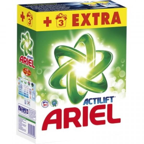 Ariel detergente actilif polvo 28+3