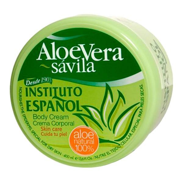 Instituto español aloe vera crema corporal 50ml