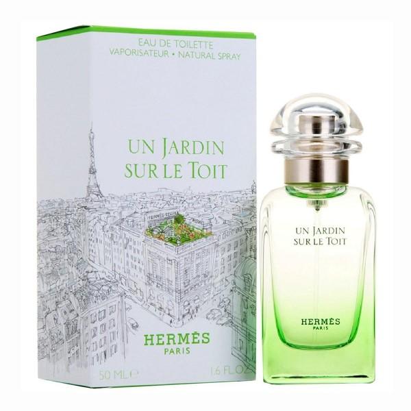 Hermes jardin sur le toit eau de toilette 50ml vaporizador