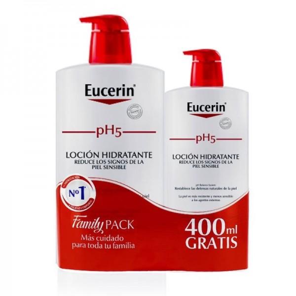 EUCERIN PH5 LOCION HIDRATANTE 1L + 400ML PROMO