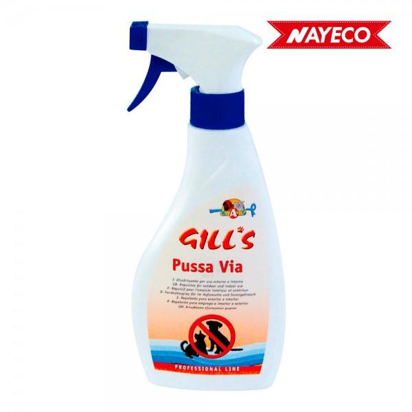 Spray disuasorio para perros/gatos 300ml gill's
