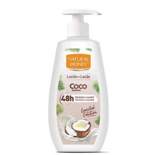 Natural Honey loción Coco Addiction 400 ml