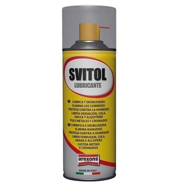 Aceite lubricante sintetico svitol 200ml