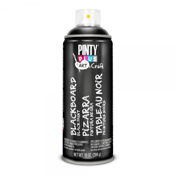 Pintura en spray pintyplus art & craft pintura pizarra 520cc negro